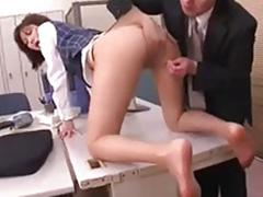 パンスト着衣セックス